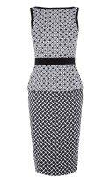 Модное повседневное платье Karen Millen