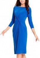 Синее платье Ralph Lauren
